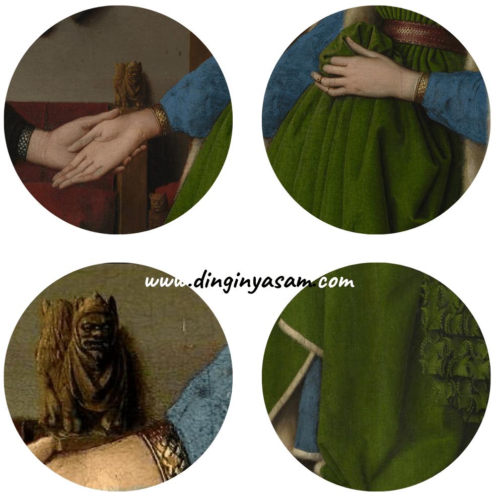 Jan-Van-Eyck,Arnolfini-nin-Evlenmesi-sanatla-farkindalik-3