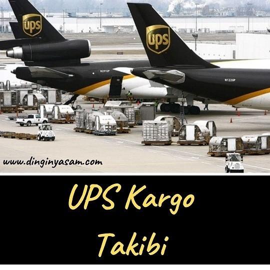 UPS Kargo Sorgulama dinginyasam.com
