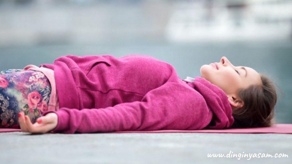 beden tarama meditasyonu www.dinginyasam.com