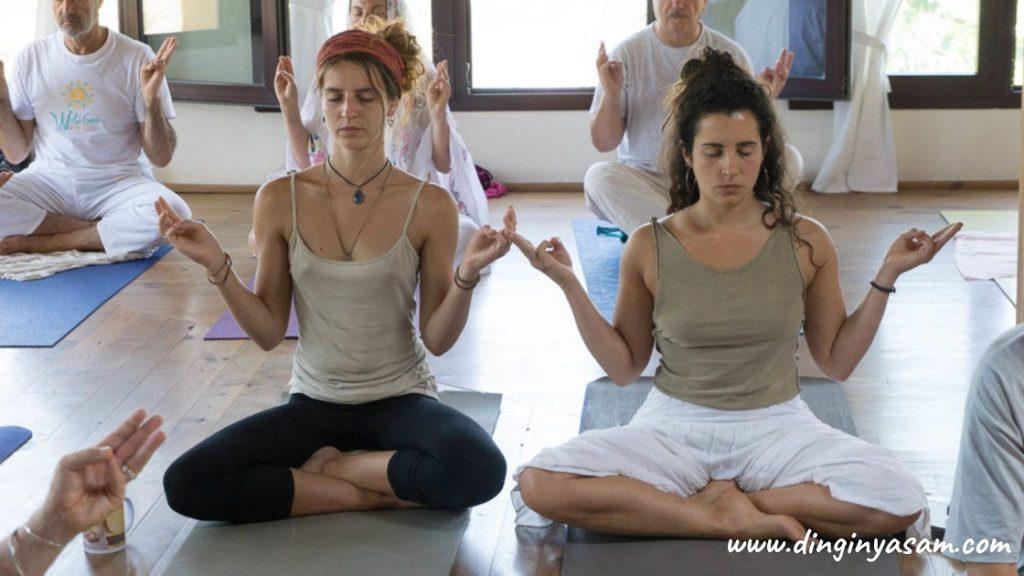 kundalini yoga nasil yapilir dinginyasam.com