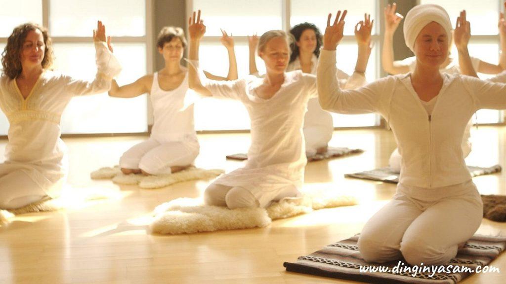 kundalini yoga www.dinginyasam.com
