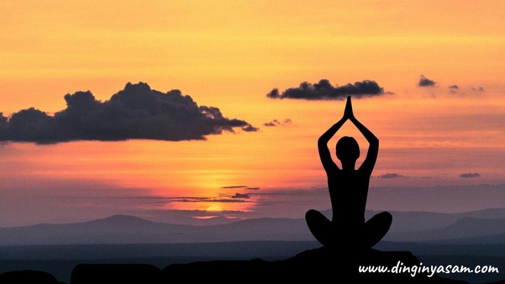 meditasyon nedir www.dinginyasam.com