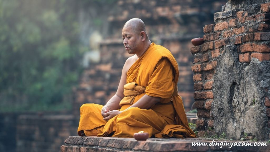 vipassana meditasyonu www.dinginyasam.com