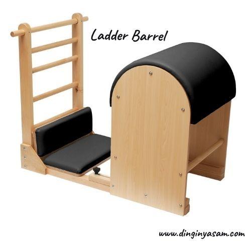ladder barrel pilates aletleri
