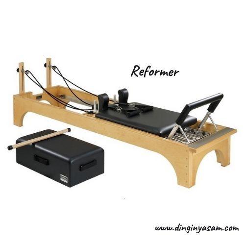 reformer pilates aletleri