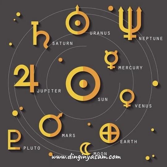 astroloji ve gezegenlerin burclara etkisi